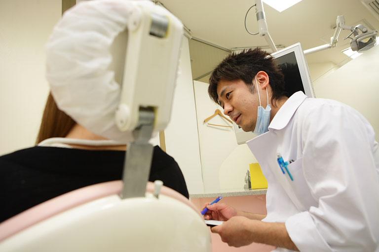 みなと歯科 メンテナンス